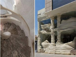 The Hotel Made Entirely Of Salt In Iran