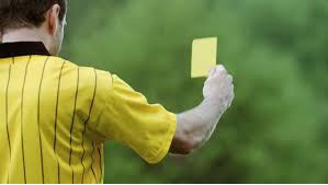 Player Shot Referee The In The Field