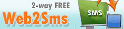 Send and Receive sms to pakistan Freely