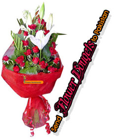 Send Flowers to Pakistan Lahore, karachi , Islamabad and All Over Pakistan