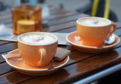 Tea And Coffee Special Drink Of Winter Season