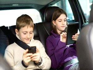 Is Apathetic Smart Phone Making Children