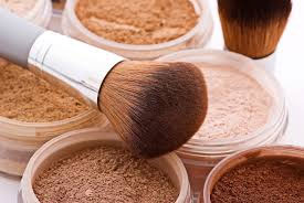 Mineral Make-up Can Not Be  Without Learned