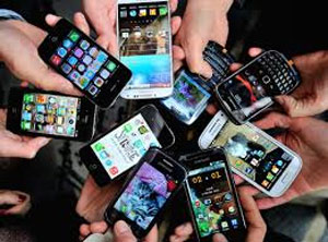 Using More Of Smart Phones Dangerous For Health