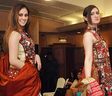 Dressing Style Of Western Women Is Changed