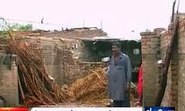 7 Dead In Sindh Through Lights During Rain