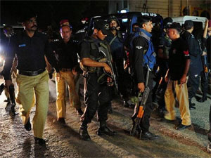 3 Terrorists Killed In Lahore During The Operation