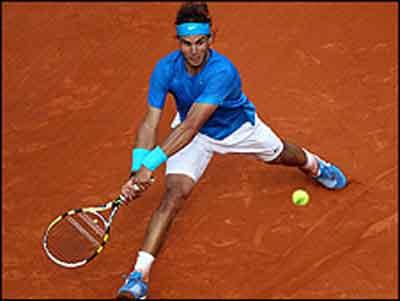Nidal 6 Baar French Open K Fateh