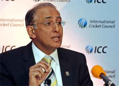 Icc Na Cricket Ma Syastdano Ki Takarri Pr Pabndi Lga Di
