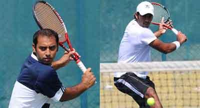 Devis Cup Tennis Asam Ul Haq R Aqeel Khan Ko Shikast