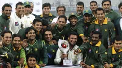 Pakistan Ki 7 Wickets Sa Jeet