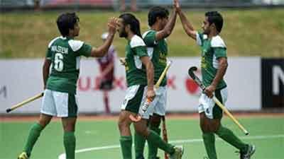Bharti Hockey Leadge Khelny Pr Jurmanay