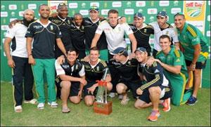 Janobi Afriqa Ko Test Cricket Per Hukmarani Ka Inaam