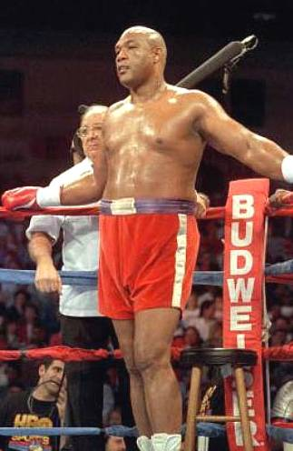 Profile Of The Legend George Foreman The Most Eldest Heavy Weight Champion Of Boxing