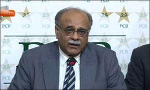 Najam Sethi  Returned Pakistan From Dubai