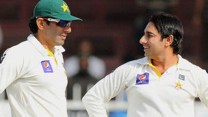 Note Need Rest To Saeed Ajmal Misbah