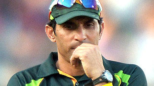 I Disapoint Loosing Thi Finale Misbah