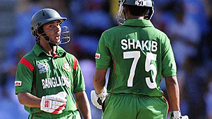 Shakib And Dolat Half Fined Of  His Match Fee