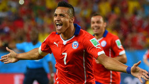 Chile's Victory In The Second Match Of Group B