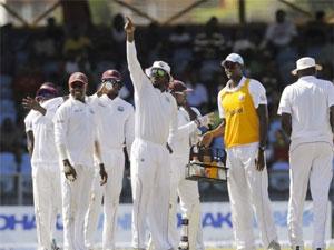 West Undies Beat Bangladesh In First Test Match