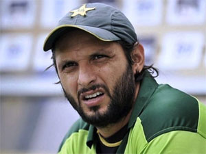 Afridi Said Misbah Best To Lead The World Cup