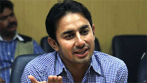 Saeed Ajmal Eager To Take Part In The World Cup