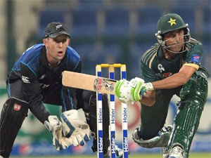 New Zealand Beat Pakistan In Abudabi