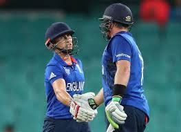 England Beat Afghanistan By 9 Wickets