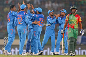 India Beat Bangladesh To Qualify For Semi-finals