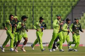 National Cricket Team Departs For Bangladesh