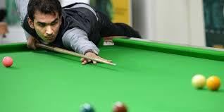 Asian Snooker Pakistan Beat India