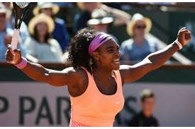 French Open Champion Serena Williams Set Up The Crown