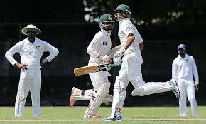 Pakistan Bowled Out For 247 In The Practice Match