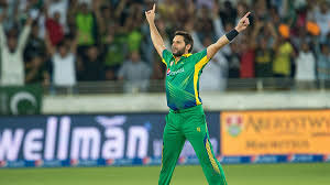 Shahid Afridi Became The Highest Wicket Taker In  Twenty20 Bowler