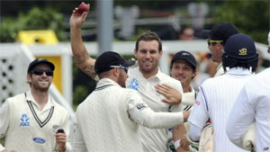 New Zealand Beat Siri Lanka By 122 Runs