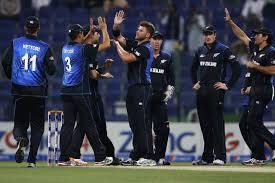 New Zealand Beat Sri Lanka In Fourth Odi