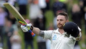 Brendon Mccullum Throws Made The Fastest Century In Test Cricket
