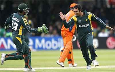 Pakistan Enters Into Super Eight Round After Beating Netherlands