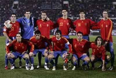 Spain Na Semi Final Ma Germany Ko Shikast Da Di
