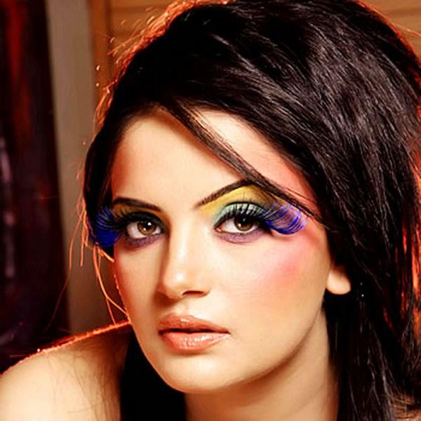 Pakistani Fashion Model